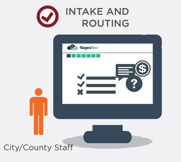 City and County Workflows intake